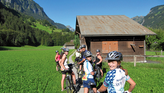 Switzerland Family Multisport Tour